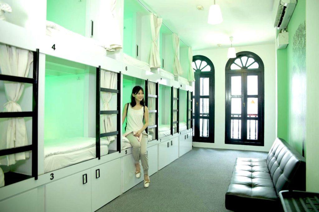 シンガポール ドミトリー リーズナぐる快適清潔キレイオシャレ オススメ人気